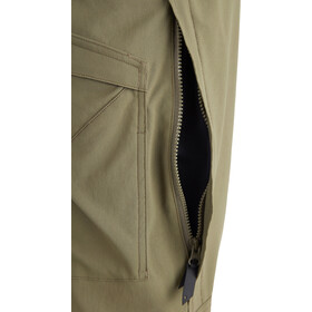 Klättermusen Gere 2.0 Pantalones Hombre, dusty green